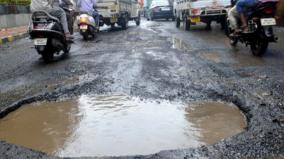 2-015-lost-their-lives-due-to-potholes-in-2018-govt