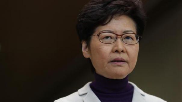 lam-says-us-act-will-negatively-impact-hong-kong-s-economy