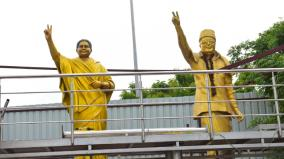 opposition-doesn-t-really-oppose-the-jayalalithaa-s-statue-in-madurai