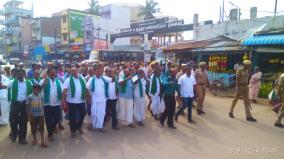 farmers-arrested-in-usilampatti