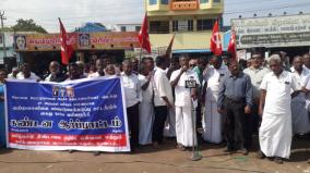 protest-condemning-kovai-incident-held-in-madurai