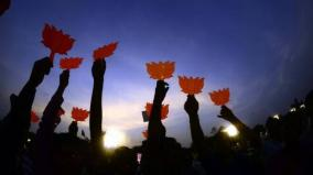 bjp-in-local-body-election