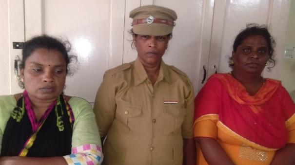 3-women-arrest-act-like-police