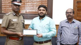 metro-chennai-corporation-donate-66-33-lakhs-police-cctv-scheme