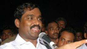 velmurugan-condemns-central-government