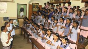 bharathiyar-s-birthday-students-take-oath-on-national-integration