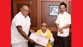 pazha-karupaiya-relieve-from-dmk-party-concludes-struggle-with-one-day-report-criticism-of-dmk