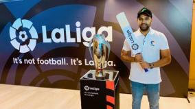 rohit-named-la-liga-s-first-india-brand-ambassador