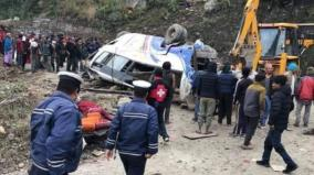 14-killed-18-injured-after-bus-veers-off-road-in-nepal