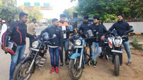 kerala-youngsters-travel-in-bike-to-create-awareness-on-helmet