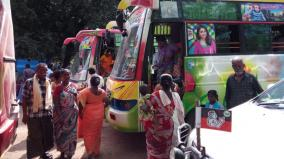 madurai-villages-go-in-festive-mode-due-to-local-body-elections