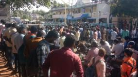 kalpakkam-people-protests-against-closing-of-main-gates