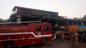 fire-at-departmental-store-in-madurai