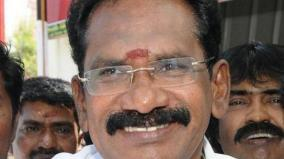 dmk-tries-to-stop-local-body-election-minister-selur-raju