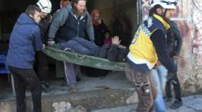 syria-22-civilians-killed-in-air-raids-in-idlib-province