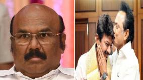 udayanidhi-is-a-leader-for-mk-stalin-says-minister-jayakumar