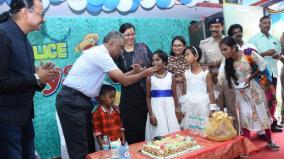 cop-celebrated-christmas-at-kannagi-nagar-boys-club-children