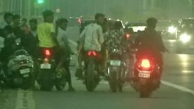 bike-race-in-chennai-on-christmas-night-158-bikes-seized-case-booked