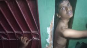 boy-was-rescued-from-wall-space