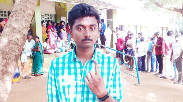 ruckus-in-polling-booth-in-thirumogoor