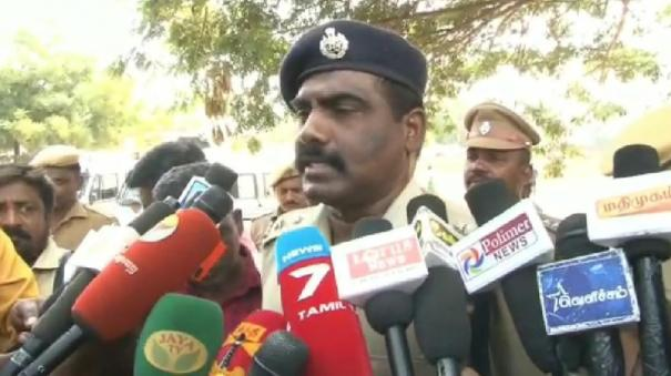 madurai-sp-interview-on-otthakadai-polling-booth-issue