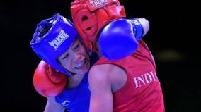 mary-kom-beats-zareen-in-high-voltage-trial-to-make-indian-team-for-olympic-qualifiers