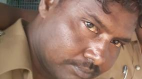 head-constable-dead-of-heart-attack-in-karur-while-in-duty-at-polling-booth