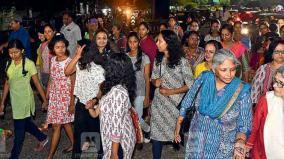 kerala-women-night-walk