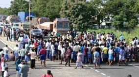 6-year-old-killed-in-tutucorin-relatives-stage-protest