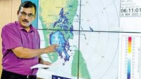 one-year-weather-event-interview-with-balachandran-head-of-the-meteorological-department