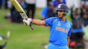 u-19-world-cup-hero-and-who-replaced-dhawan-suspended-for-one-year-from-ranji-trophy
