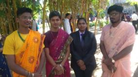 pune-college-boys-dress-up-in-sarees-on-traditional-day-to-send-message-on-gender-equality