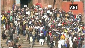 rotest-underway-at-jama-masjid-against-citizenshipamendmentact