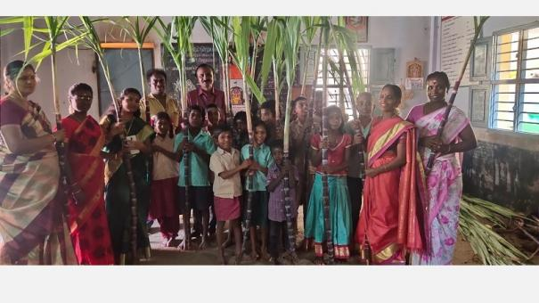 virudhunagar-pongal-festival-in-school-for-special-kids