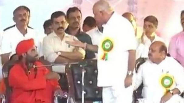 panchamasali-peetha-seer-s-threat-angers-yediyurappa