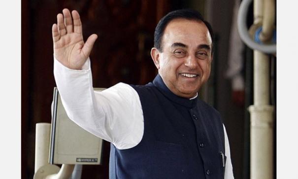 goddess-lakshmi-on-notes-may-improve-condition-of-rupee-subramanian-swamy