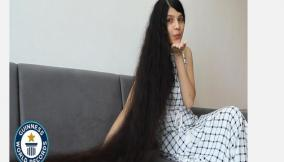 gujarat-s-real-life-rapunzel-breaks-guinness-world-records-with-190-cm-long-hair