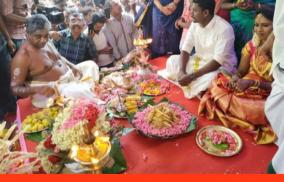 Kerala mosque hosts Hindu wedding