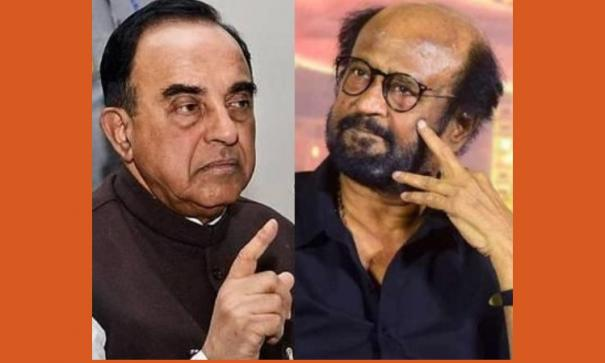 rajini-talks-to-me-on-phone-i-will-back-him-in-courts-if-he-wants-subramanian-swamy-tweeted