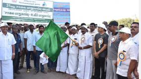 minister-sellu-raju-advices-road-safety-citing-personal-experience