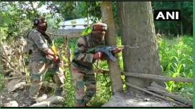 2-militants-among-4-killed-in-kashmir-encounter
