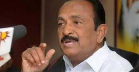 Vaiko slams Rajinikanth on his comments on Periyar