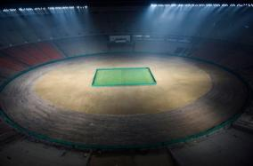 icc-shares-a-sneak-peek-into-the-world-s-largest-cricket-stadium-in-india-set-to-open-in-two-months
