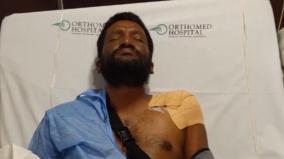 suseenthiran-met-with-accident