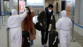 Beijing city government has urged residents returning from coronavirus outbreak areas to stay at home