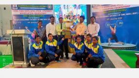 tamilnadu-inter-varsity-weightlifting-championship-competition