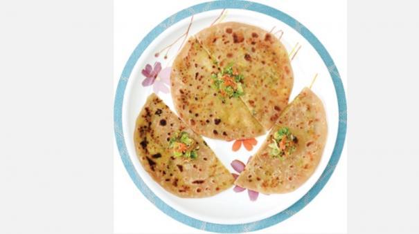 stuffed-chapathi