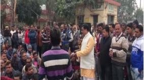 moradabad-fruit-vegetable-market-traders-protest-against-poor-hygiene