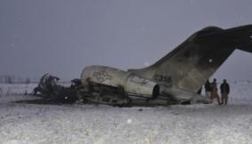 officials-confirm-us-military-plane-crash-in-afghanistan-dispute-claims-of-enemy-fire
