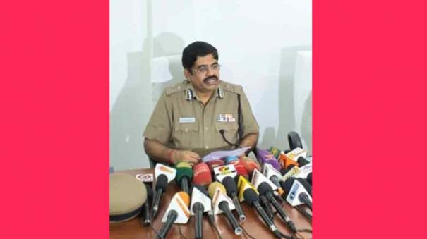 the-murder-of-bjp-s-cadre-was-only-personal-motive-trichy-commissioner-varatharaju